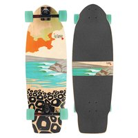 JUCKER HAWAII Carving Skateboard Skatesurfer ® PONO